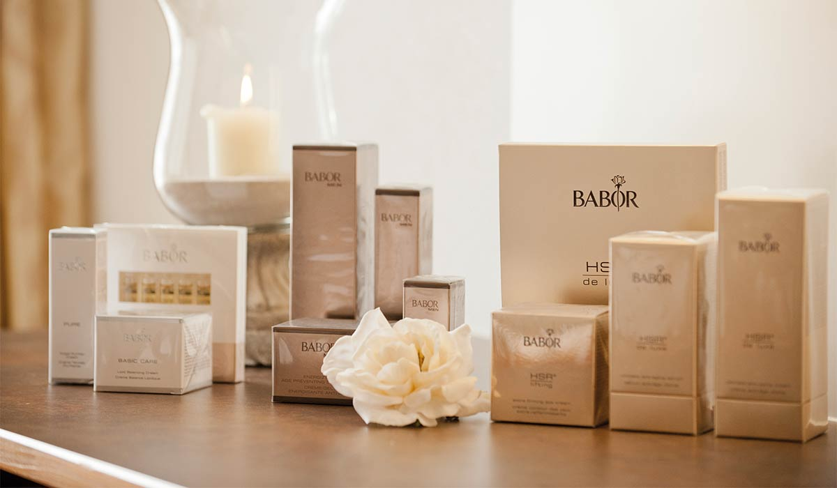 Beauty for your face with Babor