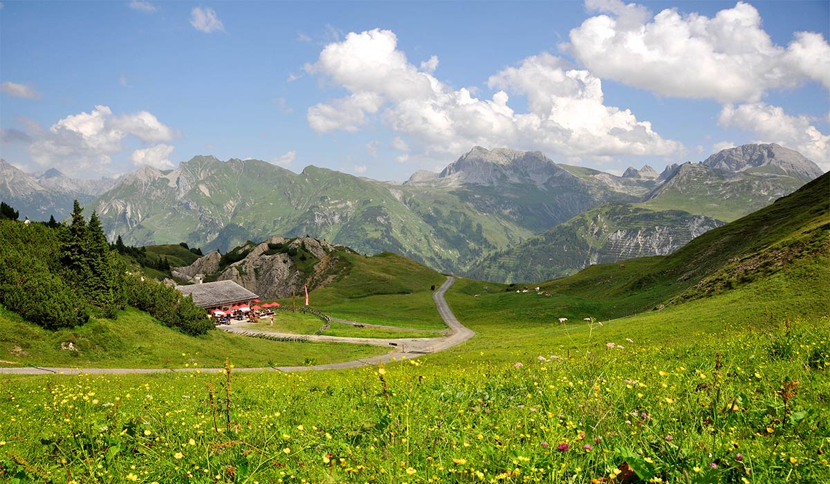 Summer holiday at Lech Arlberg