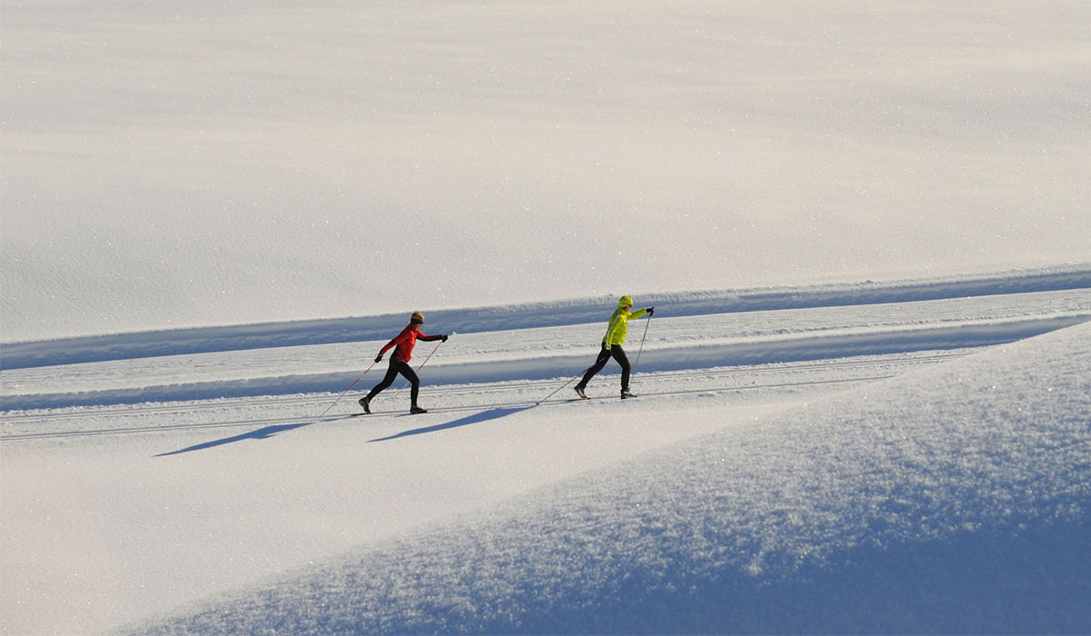 Cross-country skiing -  by Sepp Mallaun © Lech Zuers Tourismus GmbH