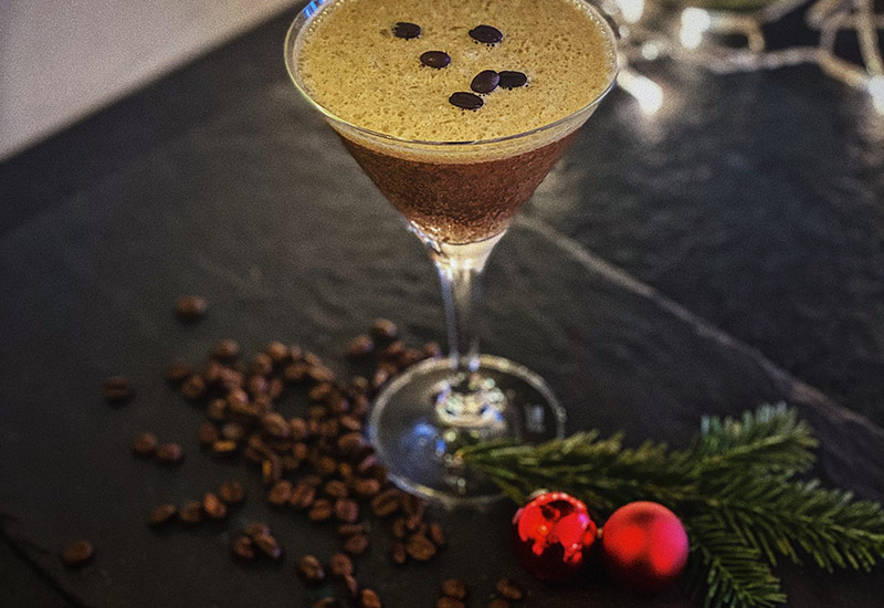 Winter Espresso Martini