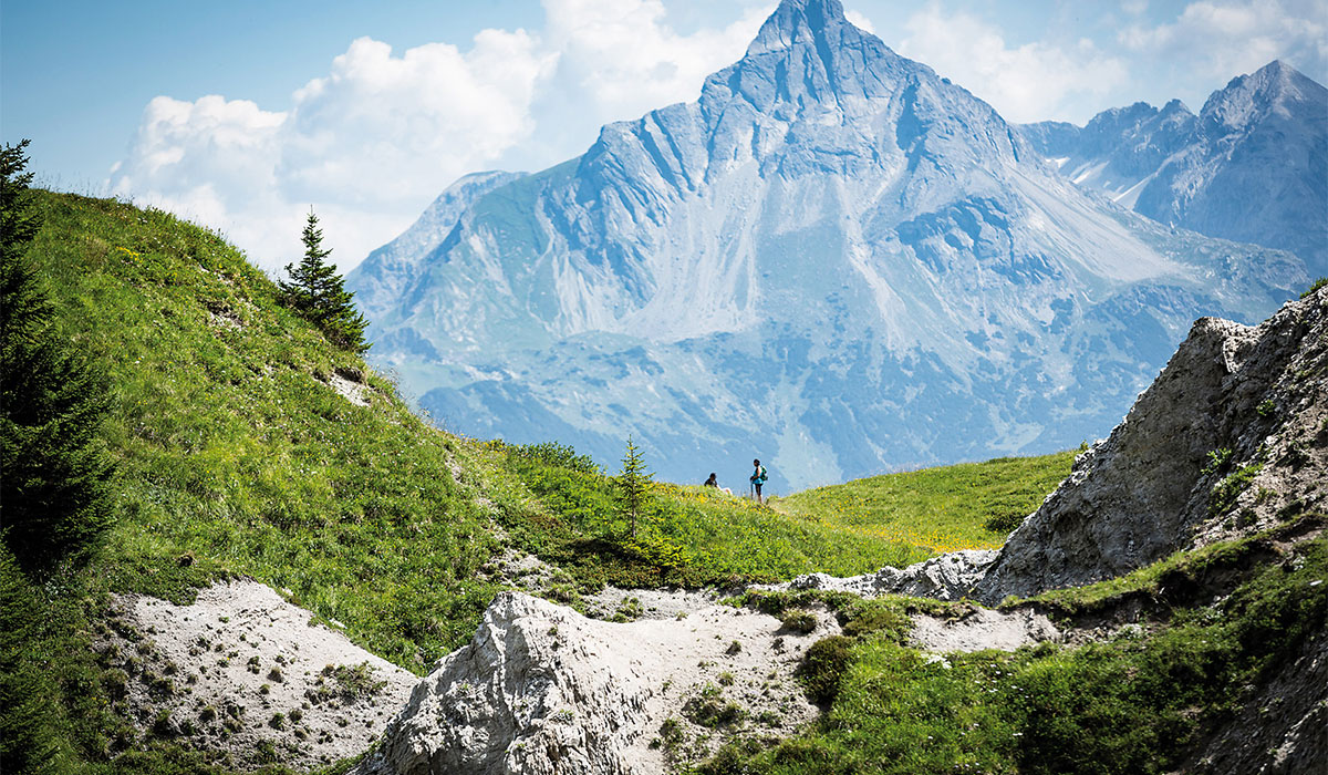 Arlberg hiking weekend