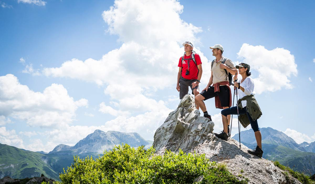 Arlberg summer holiday package deals